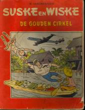 Suske en Wiske -39- De gouden cirkel