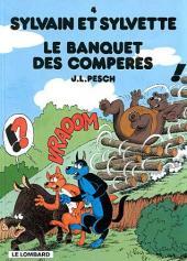 Sylvain et Sylvette -4b- Le banquet des compères !