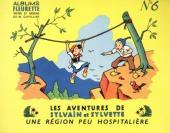 Sylvain et Sylvette (01-série : albums Fleurette) -6- Une région peu hospitalière