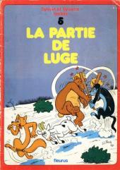 Sylvain et Sylvette -5- La partie de luge