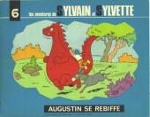 Sylvain et Sylvette (06-série : collection Fleurette 2e série) -6- Augustin se rebiffe