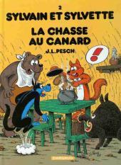 Sylvain et Sylvette -2d2001- La chasse au canard