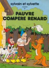 Sylvain et Sylvette -31- Pauvre compère Renard
