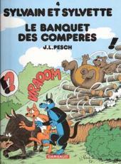Sylvain et Sylvette -4c- Le banquet des compères !