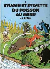 Sylvain et Sylvette -9b- Du poisson au menu