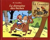 Sylvain et Sylvette (Le grenier de) -2- Le domaine des biches