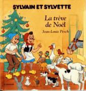 Sylvain et Sylvette (Album pour les tout-petits - Le Lombard) -1- La trève de Noël