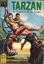 Tarzan (2e Série - Sagédition) (Vedettes T.V.) -11- La vallée du sépulcre, L'homme seul