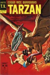 Tarzan (2e Série - Sagédition) (Vedettes T.V.) -12- Tarzan au cœur de la terre