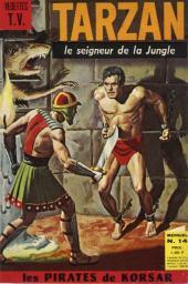 Tarzan (2e Série - Sagédition) (Vedettes T.V.) -14- Les pirates de Korsar