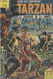 Tarzan (2e Série - Sagédition) (Vedettes T.V.) -19- Tarzan l'invincible II