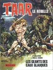Taar -3b- Les géants des eaux glauques