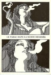 (Catalogues) Expositions - Le Tabac dans la bande dessinée