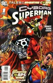 Green Lantern: Tales of the Sinestro Corps (2007) -1- Cyborg Superman :
