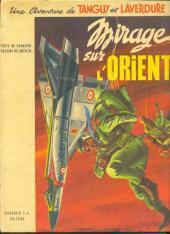 Tanguy et Laverdure -5a1967- Mirage sur l'Orient