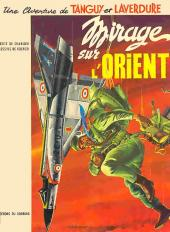 Tanguy et Laverdure -5b1970'- Mirage sur l'Orient