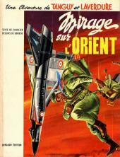 Tanguy et Laverdure -5b1970- Mirage sur l'Orient