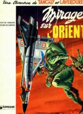 Tanguy et Laverdure -5d1977- Mirage sur l'Orient