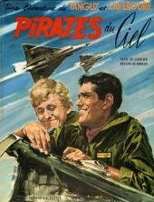 Tanguy et Laverdure -8- Pirates du ciel