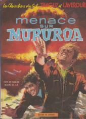 Tanguy et Laverdure -12'- Menace sur Mururoa