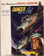 Tanguy et Laverdure -3Pub- Danger dans le ciel