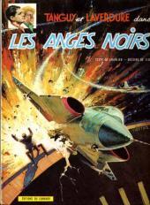 Tanguy et Laverdure -9'- Les anges noirs