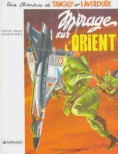 Tanguy et Laverdure -5e1985- Mirage sur l'Orient