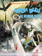 Tanguy et Laverdure -6a1969- Canon bleu ne répond plus