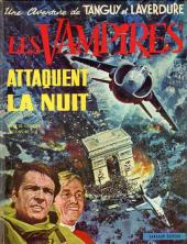Tanguy et Laverdure -15- Les Vampires attaquent la nuit