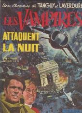 Tanguy et Laverdure -15'- Les Vampires attaquent la nuit