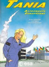 Tania -3- Astronaute Européenne