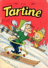 Tartine -108- L'enlèvement du Père Noël