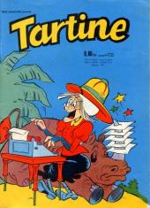 Tartine -233- Le défi d'Astrakan