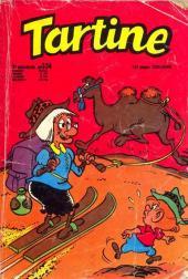 Tartine -334- Tartine aux tropiques