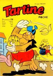 Tartine -356- L'enlèvement de Labedaine