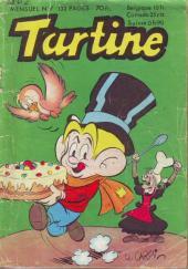 Tartine -7- Trois... deux... un... partis !