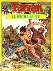 Tarzan (7e Série - Sagédition) (Appel de la Jungle) -9- Le sentier de feu
