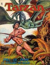 Tarzan (7e Série - Sagédition) (Appel de la Jungle) -4- Pal Ul Don - Le royaume du passé