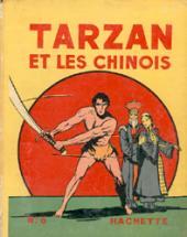 Tarzan (Hachette) -6- Tarzan et les Chinois