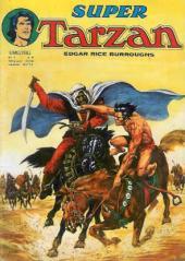 Tarzan (5e Série - Sagédition) (Super) -7- La fille du Cheik & Le cauchemar
