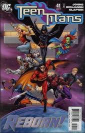 Teen Titans (2003) -41- Titans around the world part 4'