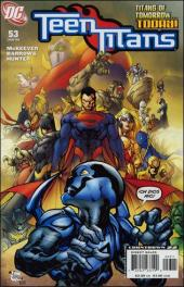 Teen Titans (2003) -53- The titans of tomorrow... today, part three: combine and conquer