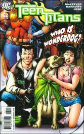 Teen Titans (2003) -62- Who is Wonderdog?