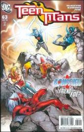 Teen Titans (2003) -63- Pawns & kings, part 1: preemptive strike
