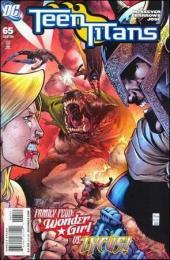 Teen Titans (2003) -65- Pawns & kings, part 3: breaking rank