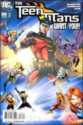 Teen Titans (2003) -66- The new deal, part 1: choices