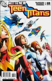 Teen Titans (2003) -69- The new deal, finale