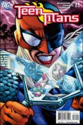 Teen Titans (2003) -71- Homecoming