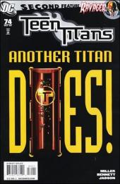 Teen Titans (2003) -74- Child's play, part 3 : we all fall down