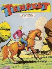 Tempest (1re série - Artima) -10- Chisco Kid - mésaventure de Tom Tempest